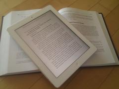 liseuse, tablette, livre électronique, Polycarpe,