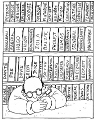 écrivain, roman, humour, Reyboz