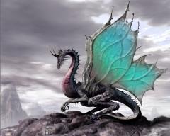 mots-clés, blog, dragon, surréalisme