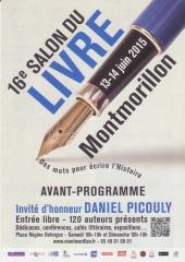 salon du livre, Montmorillon, cité de l'écrit, Vienne, dédicaces auteurs,