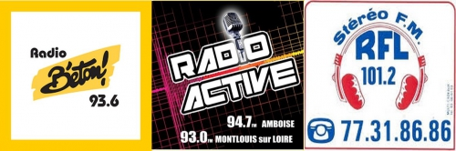 bannière radios FM