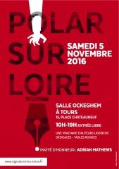 salle Ockeghem, Tours, polar sur Loire, salon, dédicaces