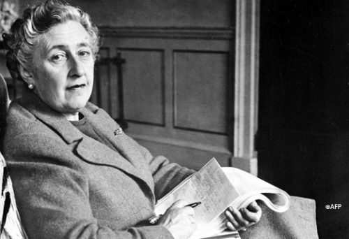 Agatha Christie, roman policier