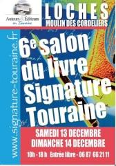 Noël, salon, dédicace, livres, cadeaux, marché, Loches, écrivains