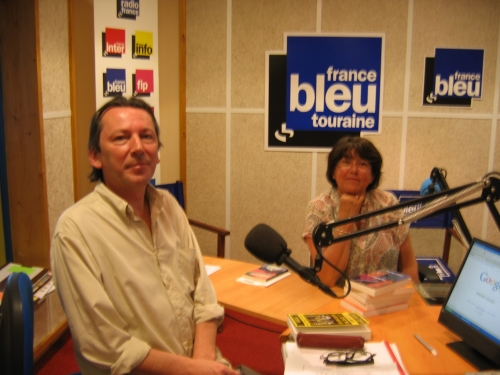 interview, France Bleu Touraine, Polycarpe,
