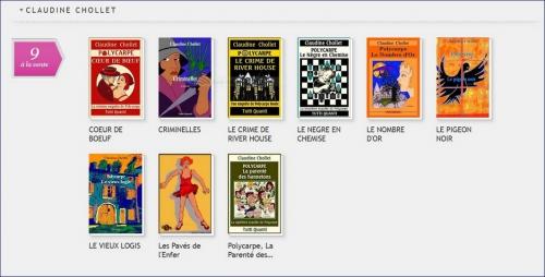 livres numériques, Amazon, Kobo, Série policière cosy